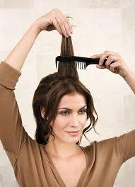 Hochsteckfrisurenen Schulterlanges Haar Selber Machen by Frisuren Mittellanges Haar Hochstecken Wir Tips Dan Cara