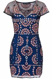 embellished dress connection navy embellished dress from essex by believe in
