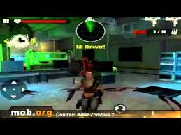 android mob org contract killer zombies 2 for android free contract