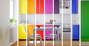 paint your kitchen cabinets blue sound finish cabinet painting refinishing seattle what