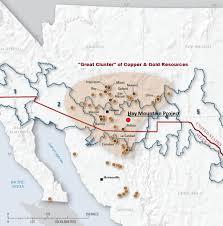 Bisbee Arizona Map by Presentations Liberty Star Uranium U0026 Metals Corpliberty Star