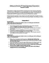 7th grade revise and edit staar question 28 images staar