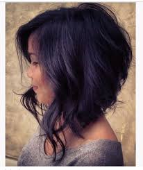 angled curly bob haircut pictures love this super angled wavy bob hairstyles pinterest wavy bobs