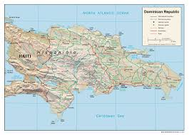 Big Map Of North America by Maps Of Dominican Dominican Republic Map Library Maps Of The