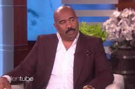 steve harvey perfect hair collection steve harvey trash talks kardashian family feud episode video