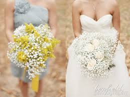 babys breath wedding flowers adelaide bunch on the right