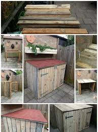 The 25 Best Diy Pallet by Pallet Storage Creative Useful Extremely Genius Diy Pallet Storage