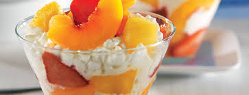 Cottage Cheese Dessert by Mixed Fruit With Cottage Cheese Snack Recipes Dole Packaged