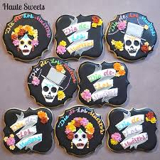 day of the dead cookies for go bo bake sale bake sale tattoo