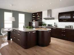 kitchen sweet and charming contemporary black kitchen design with