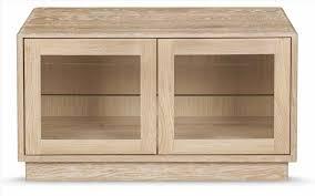 Oak Tv Cabinets With Glass Doors Oak Tv Cabinet With Glass Doors 21 Admirable Tv Cabinet With