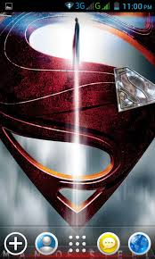 live wallpapers android free superman live wallpapers apk for android getjar