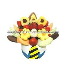 s day fruit bouquet s day fruit bouquet arrangement vase buy fruit bouquet vase