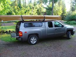 Dodge 1500 Truck Cap - bwca crewcab pickup with topper canoe transport question boundary