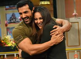 force 2 sonakshi sinha and john abraham on the kapil sharma show