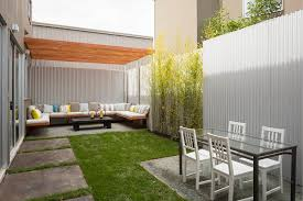 Patio Fence Ideas White Patio Fencing Ideas Fence Ideas Varied And Striking