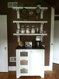 Coffee Nook Ideas Coffee Nook Decor Coffee Oh How I Live Thee Pinterest