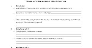 basic outlines essay sentence outline paragraph essay outline co membership