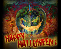 happy halloween pumpkin wallpaper happy halloween day holiday wishes text pictures card for facebook
