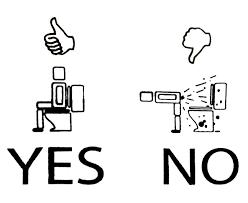 styles cool and funny restroom signs design u2014 urbanapresbyterian org