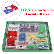 w 335 snap circuit electronics discovery kit science educational