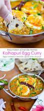 egg recipes for dinner easy indian kolhapuri egg curry recipe chefdehome com