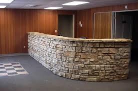 Concrete Reception Desk Piedmont Precast Specialty Precast Concrete