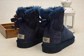 ugg womens josette boot free shipping ugg mini bailey bow boots 1005062 navy