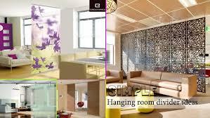 Diy Hanging Room Divider Livingroom Room Divider Ideas For Studio Diy Apartments Small
