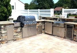 modular units outdoor kitchen modular units fully assembled outdoor kitchen