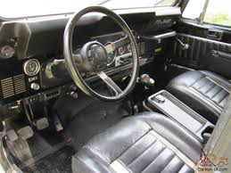 jeep laredo black cj7 survivor original paint interior 82k miles