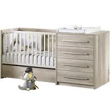 chambre bébé modulable lit bébé évolutif emmy transformable en lit combiné avec
