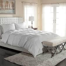 home design alternative comforter primaloft 400 thread count alternative comforter in white