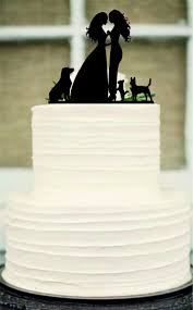 98 best custom wedding cake topper images on pinterest tiered