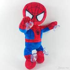 christmas gifts electronic plush toys cartoon spiderman batman