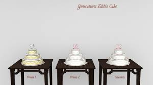 wedding cake in the sims 4 mod the sims wedding cakes