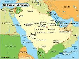tabuk map map of saudi arabia arabia saudita saudi arabia