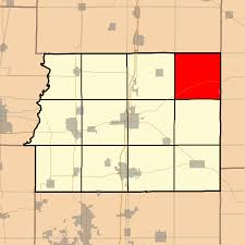 Northern Illinois Map by Northern Township Franklin County Illinois Wikipedia