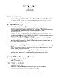Crisis Management Resume Resume Template Business 28 Images Professional Manager Resume