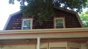 dutch colonial roof is a gambrel roof the classic edwardian design