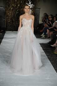 see nature inspired wedding dresses from mira zwillinger spring