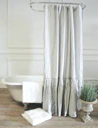 Cotton Waffle Shower Curtain Turkish Shower Curtain Ruffled Shower Curtains Turkish Cotton