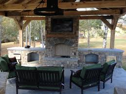 Outdoor Chimney Fireplace by Outdoor Fireplaces Fire Pits Natural Stone Outdoor Kitchens