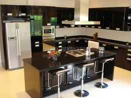 cha7489 3br fully furnished pool villa modern kitchen chalong