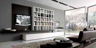 Built Ins Furniture For Contemporar Living Room Idea By MisuraEmme - Contemporary interior design ideas for living rooms