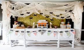 30 halloween party table decoration ideas for kids 33 best scary