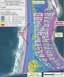 Tide Table San Diego In Deep Sea Level Rise And San Diego