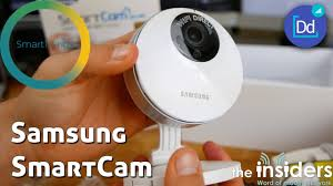 samsung smart cam hd pro for smartthings in 4k youtube