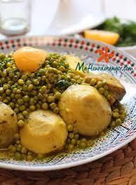cuisine oriantale tajine aux petits pois et artichaut cuisine orientale