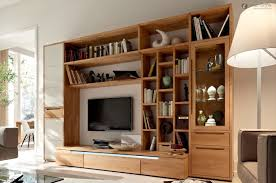 cozy inspiration cabinet living room design view built in wall